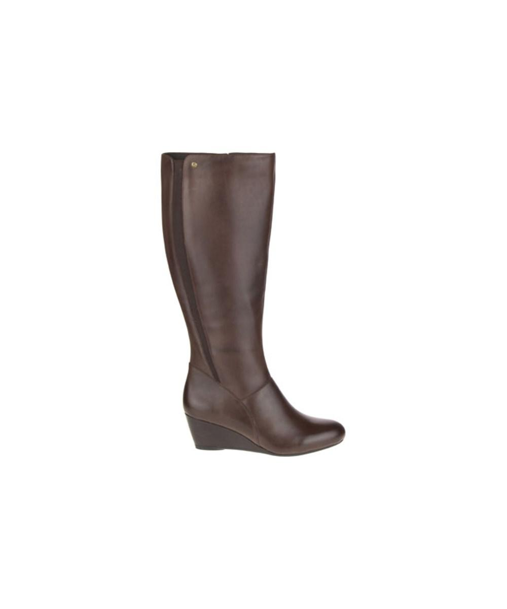 a242e09e244 Lyst - Hush Puppies Women s Pynical Rhea Knee High Boot in Brown