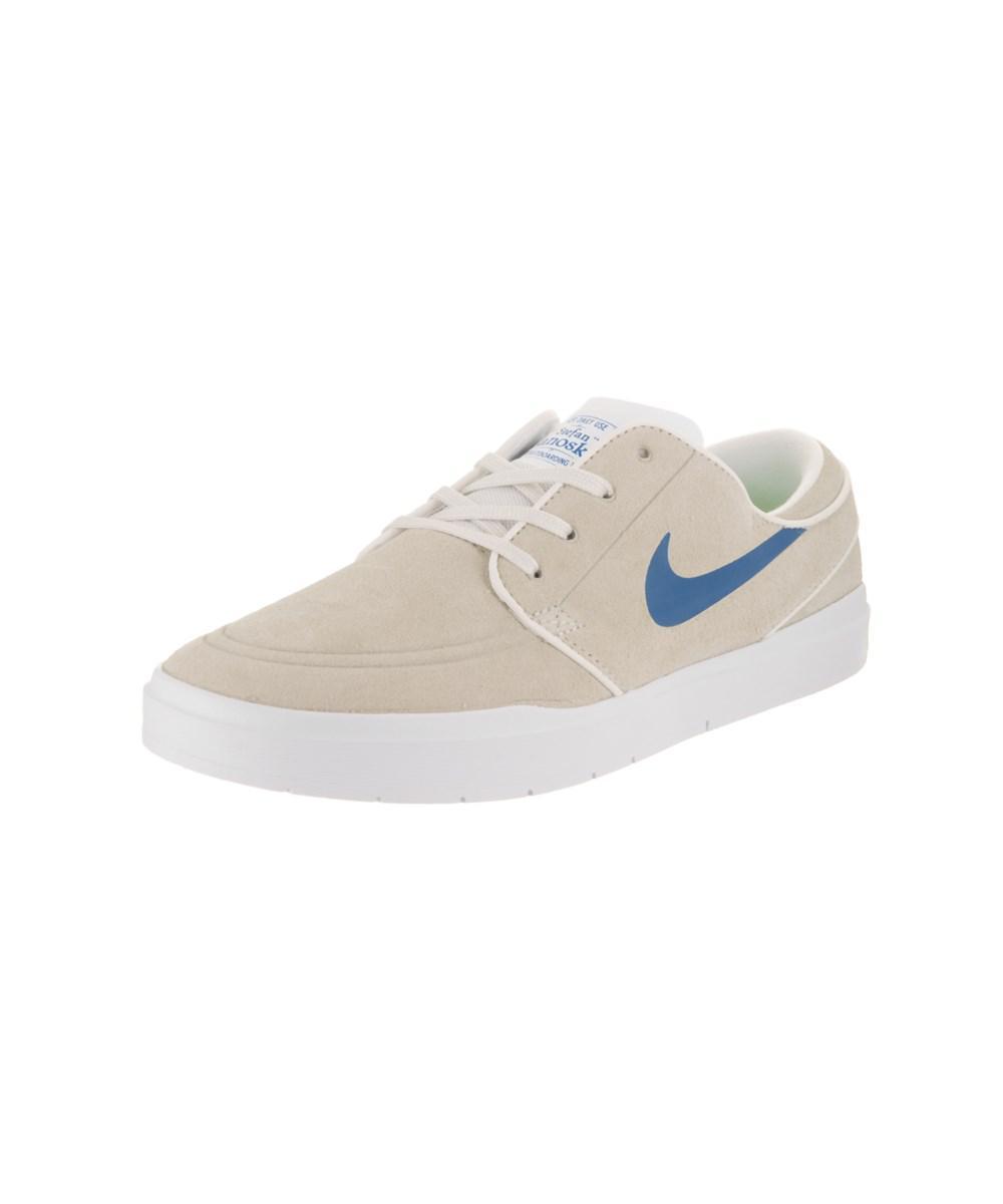 quality design 990fc 7e796 Nike. White Men s Stefan Janoski Hyperfeel Skate Shoe