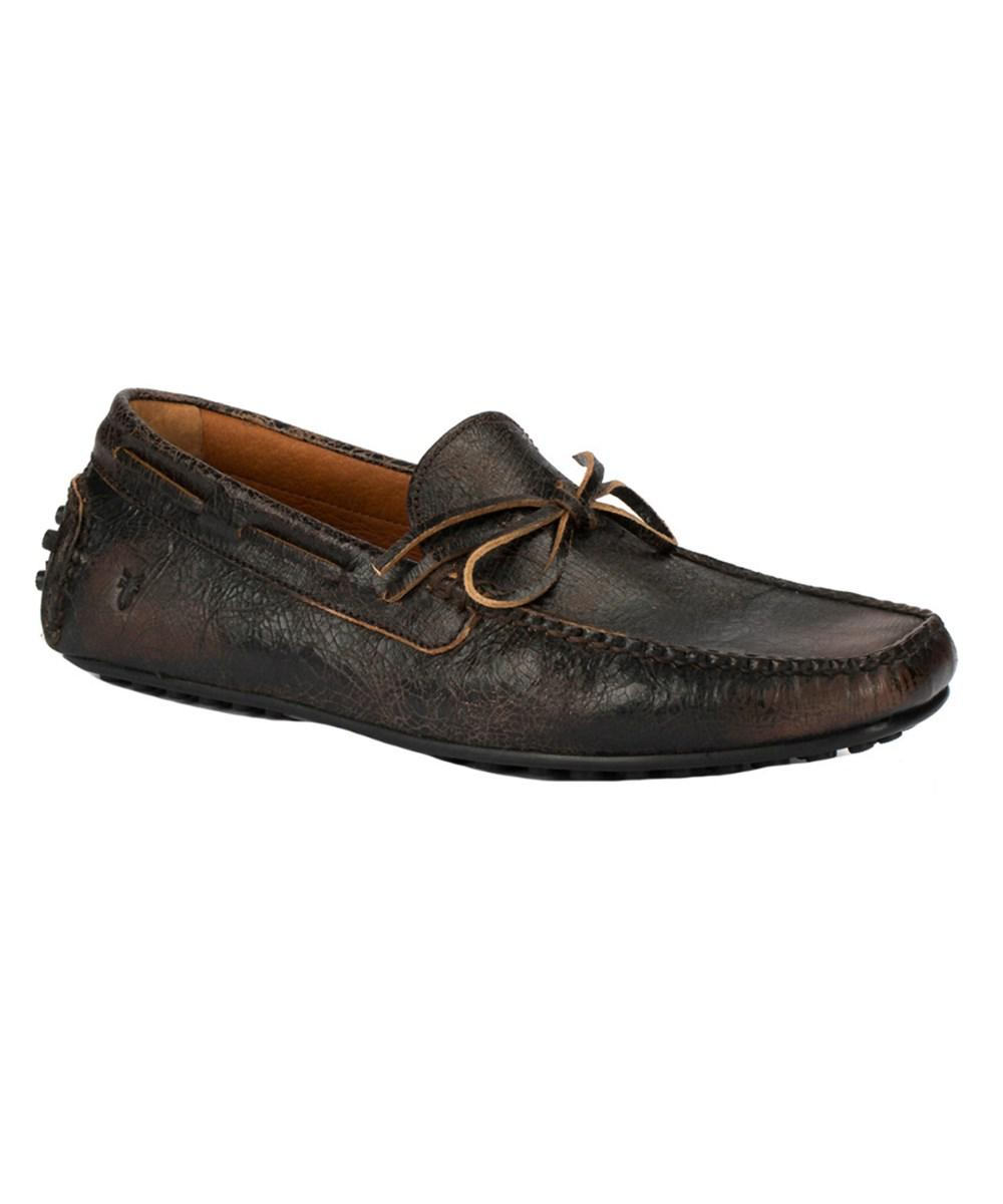 Frye Allen Tie Leather Oxford browse sale online in China cheap price Lo8jtt