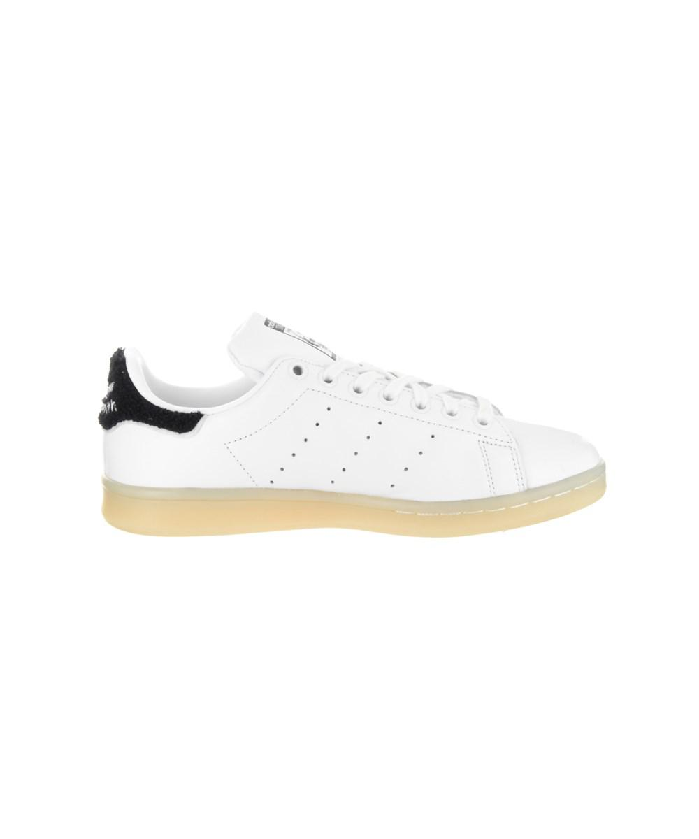 7d8a94b342b2cf Lyst - Adidas Women s Stan Smith W Originals Casual Shoe in White