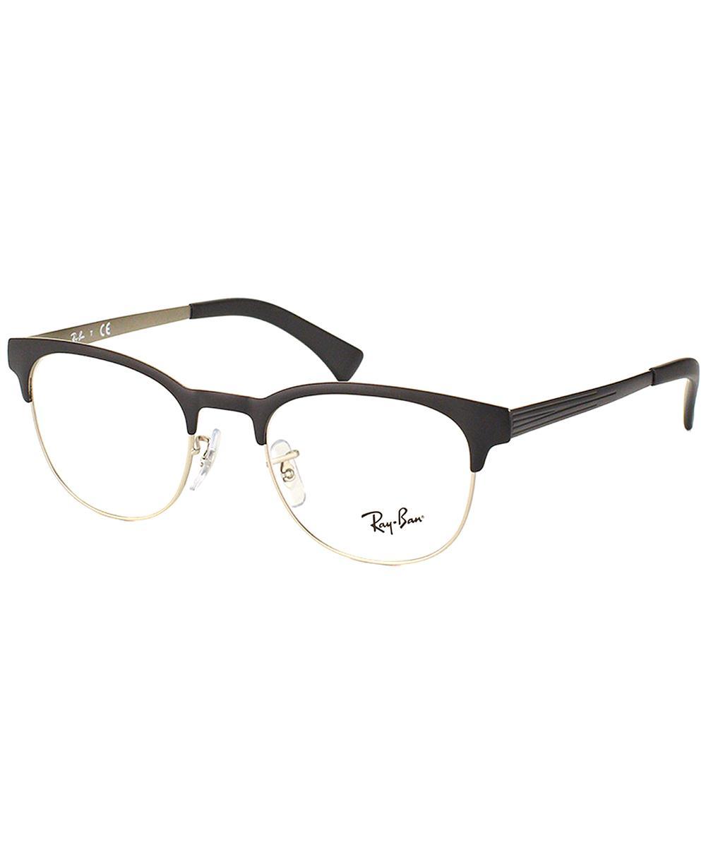 e390c333146 where to buy ray ban. womens black clubmaster metal eyeglasses f598c 6e315