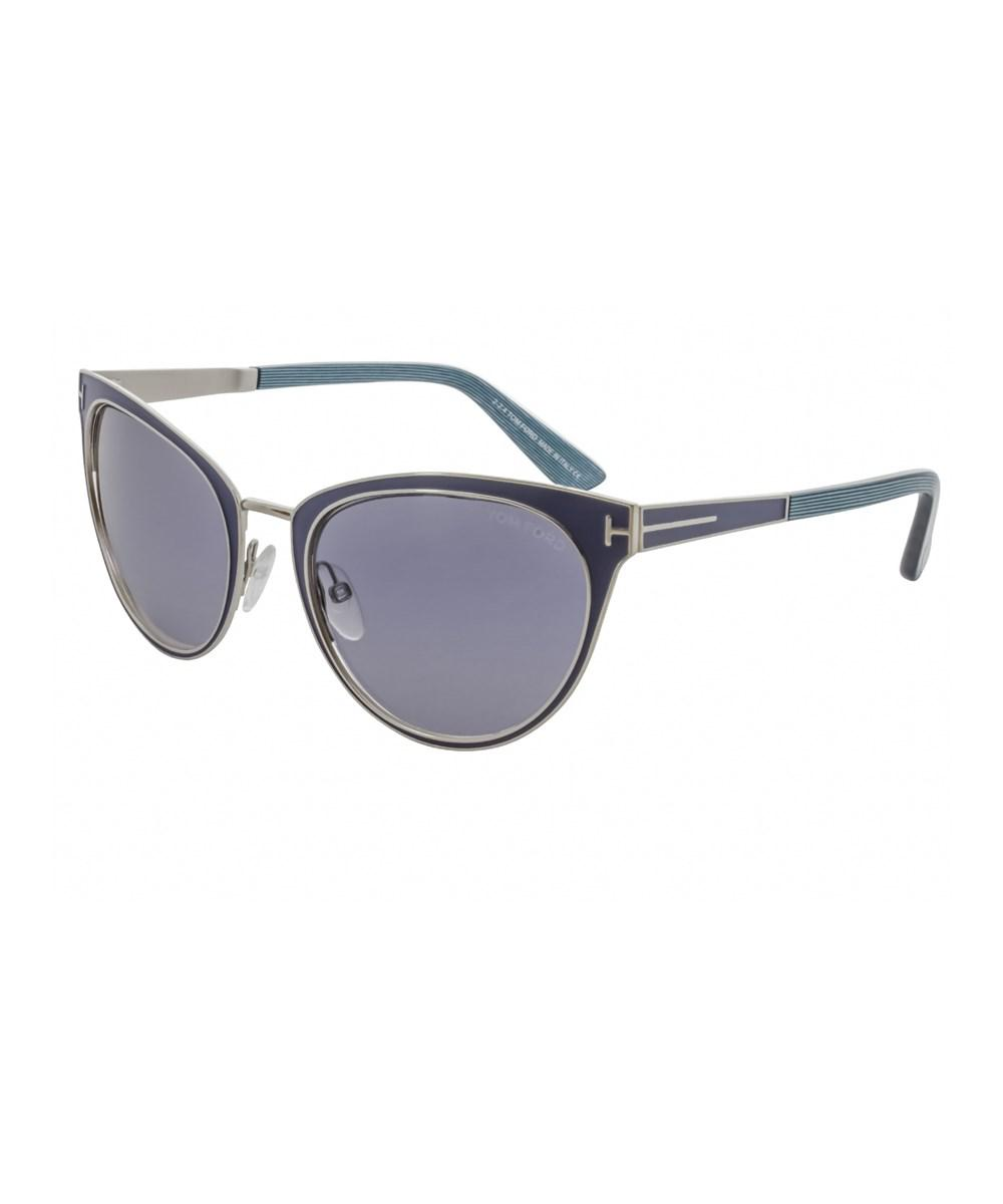 41ec649633463 Lyst - Tom Ford Ft0373 86z in Blue