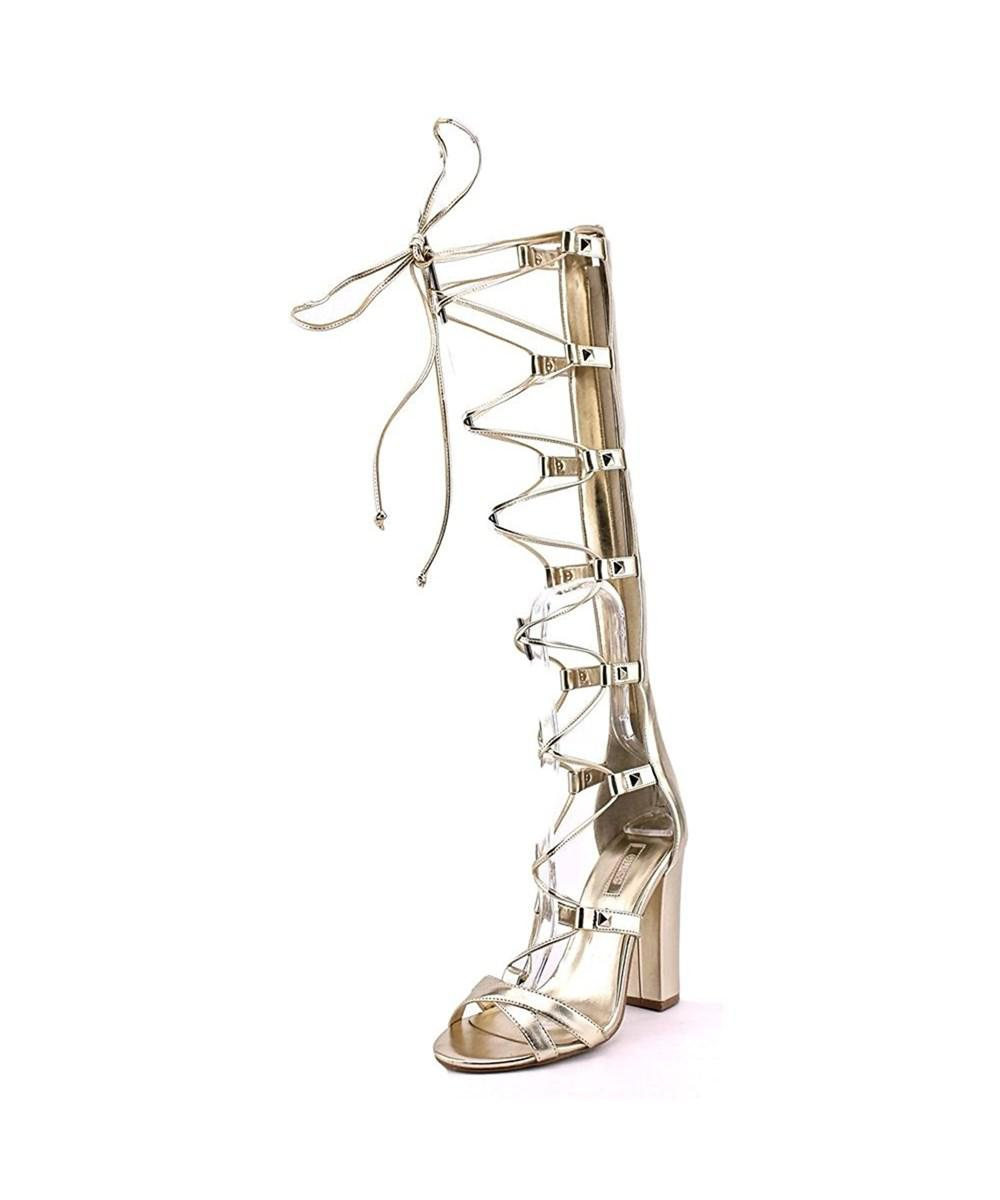 cba17f21099 Lyst - Guess Annalie Women Open Toe Synthetic Gladiator Sandal in ...