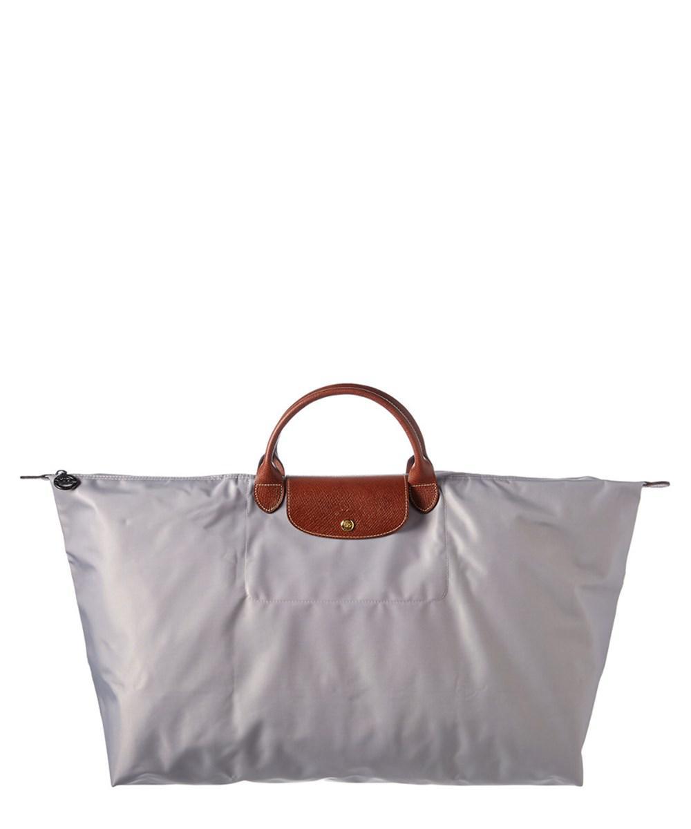 94ae1e36b87 Neiman Marcus Longchamp Travel Bag   ReGreen Springfield