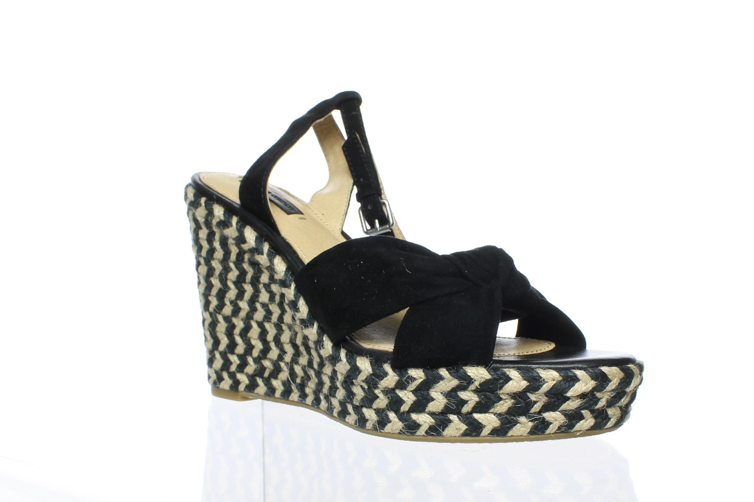 d7a8e766d35 Lyst - Frye Womens Charlotte Black-70113 Ankle Strap Heels in Black