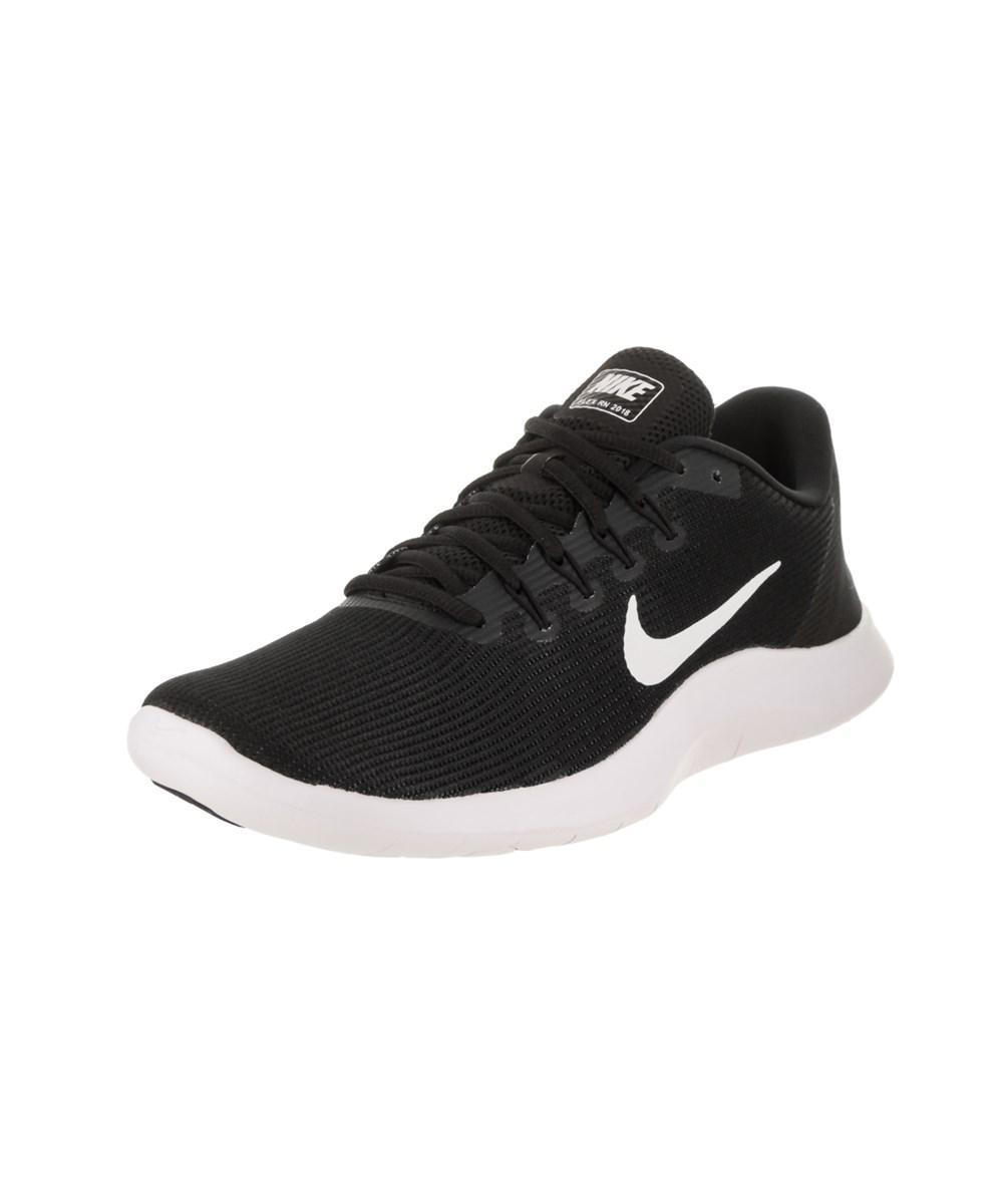 f6a1397f5dc08 Lyst - Nike Men s Flex 2018 Rn Running Shoe in Black for Men