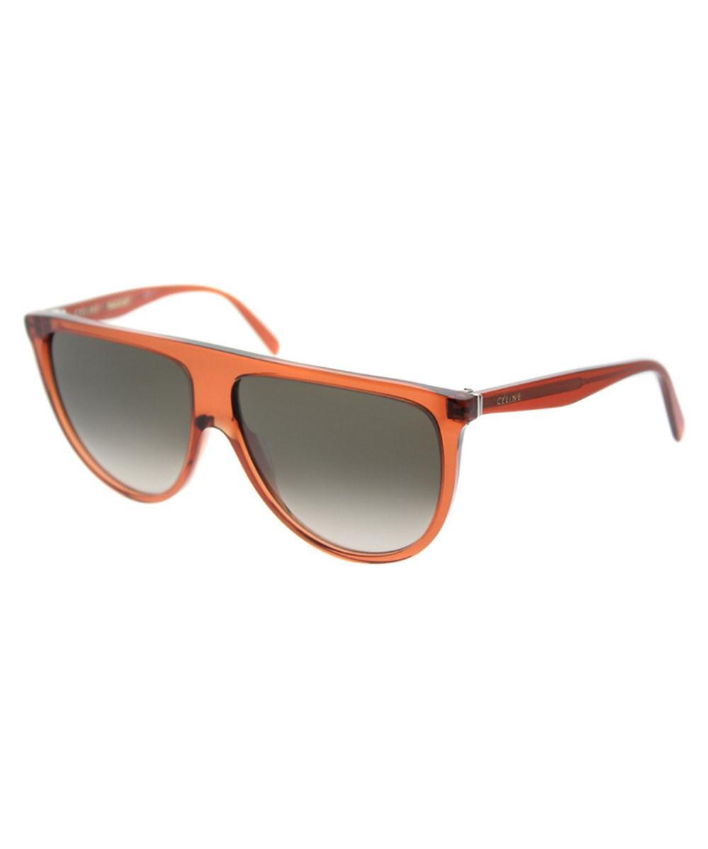 465bcbe37c Lyst - Céline Women s Round 61mm Sunglasses