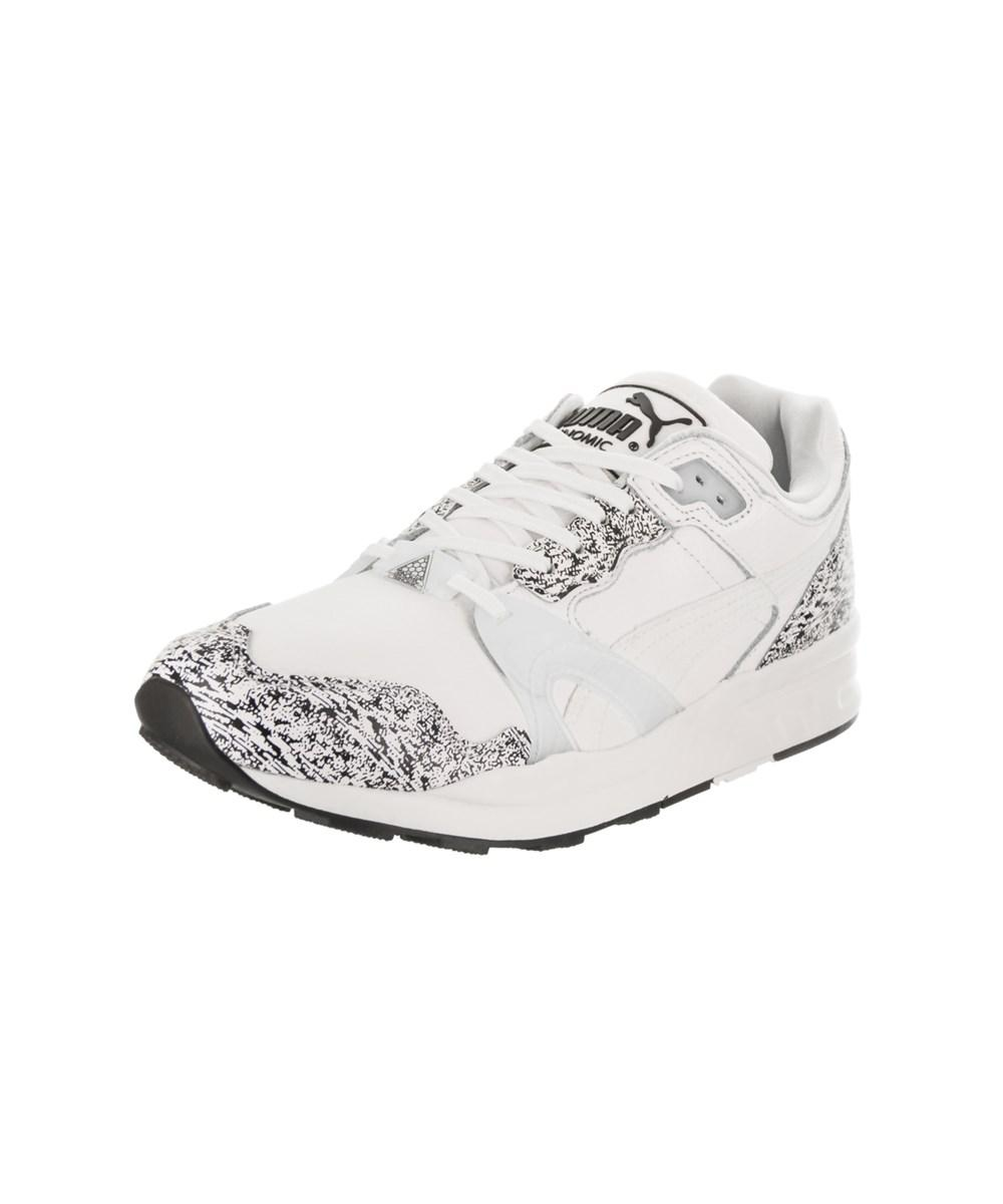 online retailer 437c9 a5f4b PUMA. White Men s Xt2+ Snow Splatter Pack Running Shoe