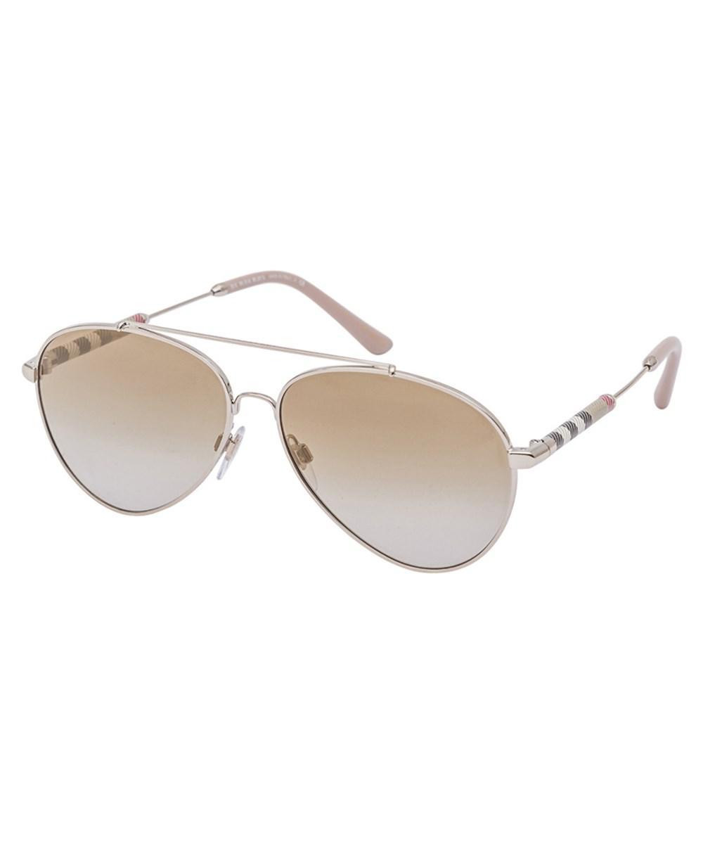 64a6687cc87 Lyst - Burberry Women s Be3092q 37mm Sunglasses