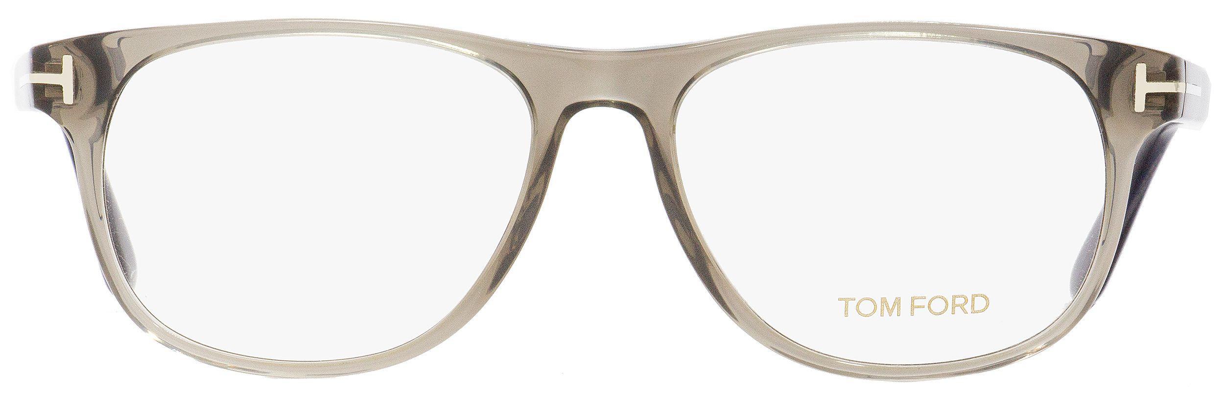 225fbd7ec9 Tom Ford - Multicolor Oval Eyeglasses Tf5362 020 Opal Gray blue Horn 55mm  Ft5362 for. View fullscreen