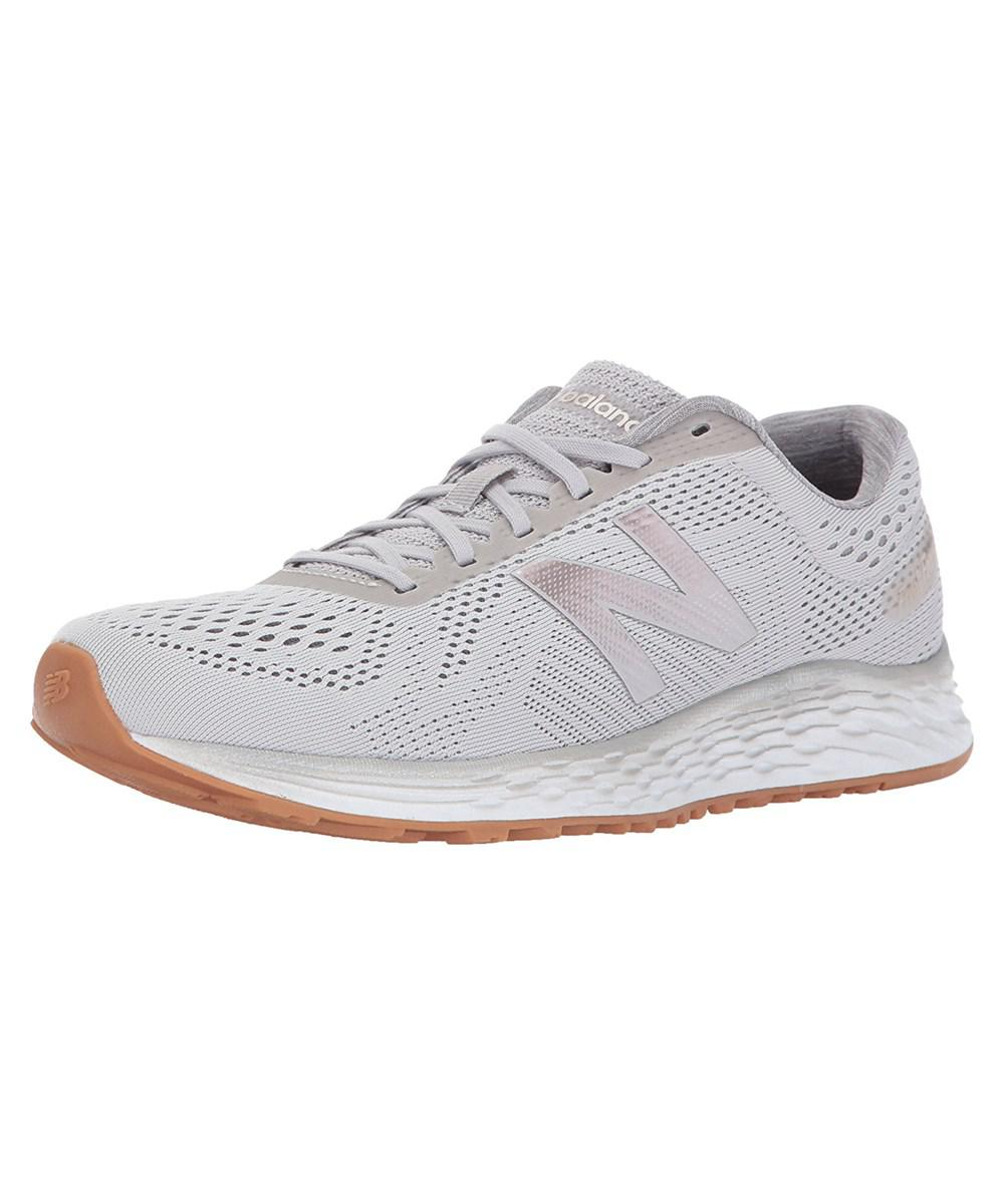 New Balance Womens warisl01 Low Top Lace Up Running Sneaker Blue gray Size 7.5