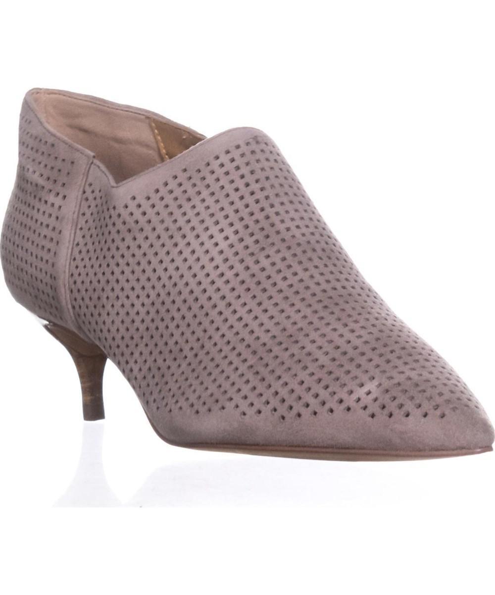 5dad6d78ba3b Franco Sarto. Women s Brown Deepa Kitten Heels ...