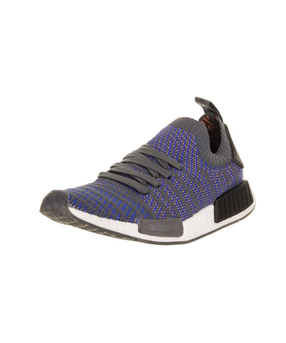 971a46a08 Lyst - Adidas Men s Nmd r1 Stlt Primeknit Originals Running Shoe in ...