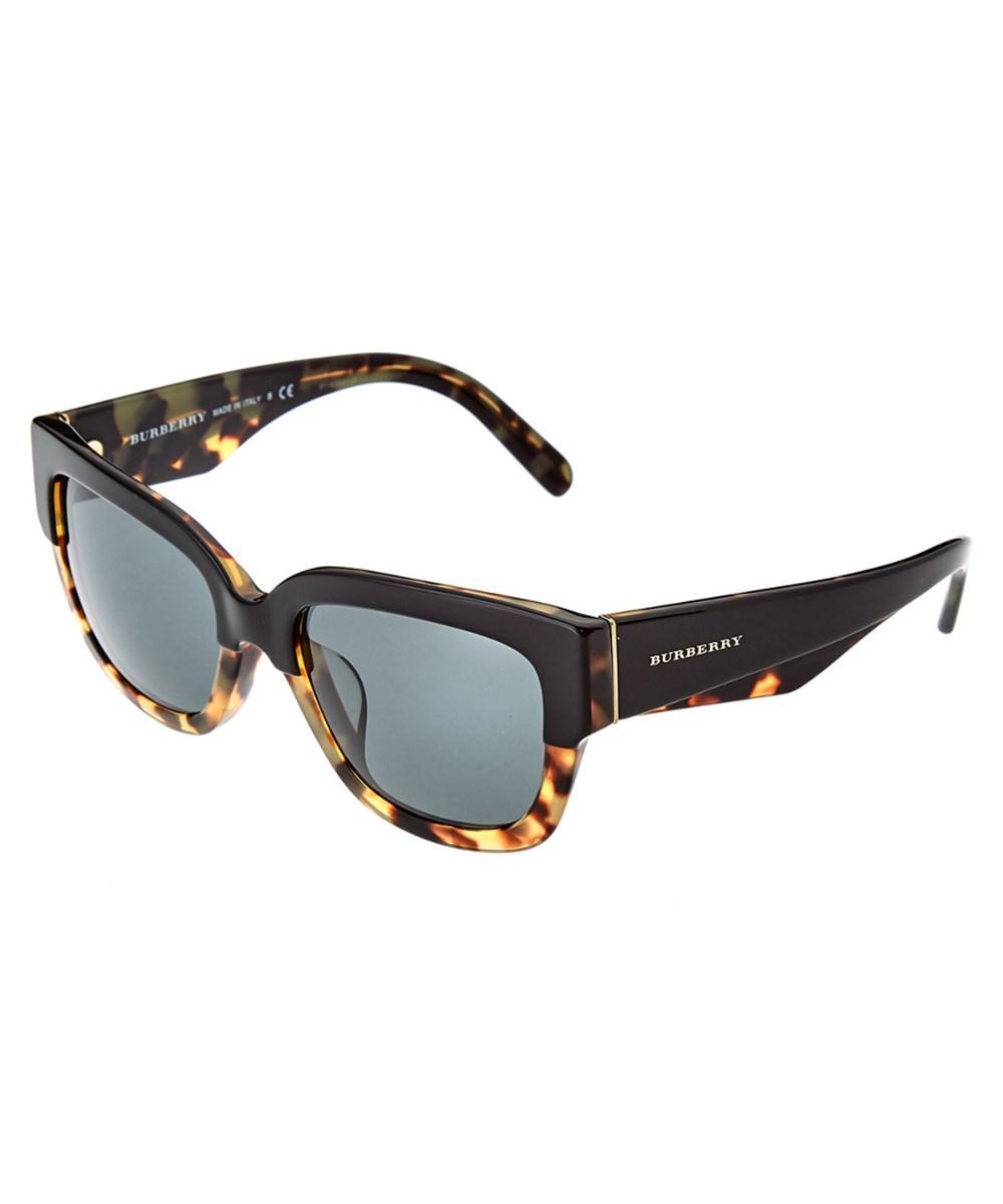8560bb83613 Burberry - Multicolor Women s Be4252f 55mm Sunglasses - Lyst. View  fullscreen