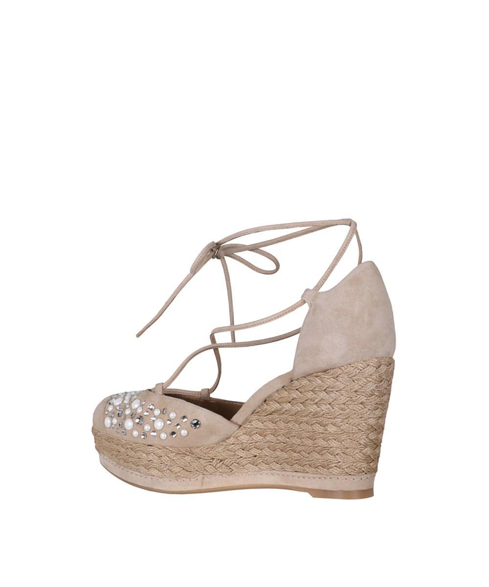 4517d923f22 Stuart Weitzman. Brown Womens Mallorca Fabric Closed Toe Special Occasion  Platform ...