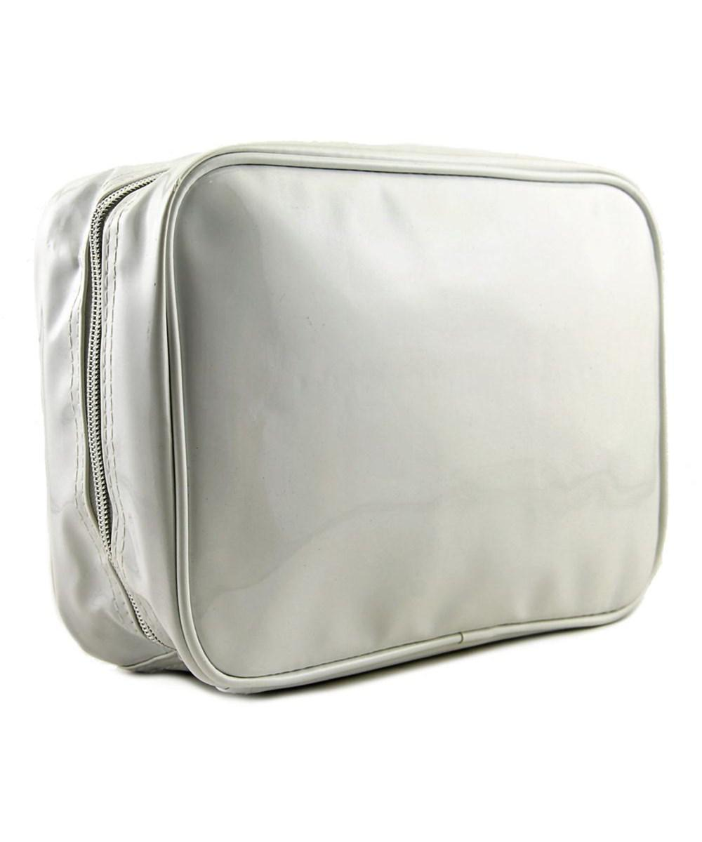 966502f99a Lyst - Emporio Armani 1623852 Synthetic Cosmetic Bag in White