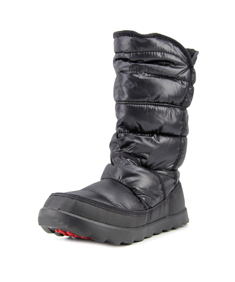 97a06daa4 Lyst - The north face Amore Ii Round Toe Synthetic Snow Boot in Black