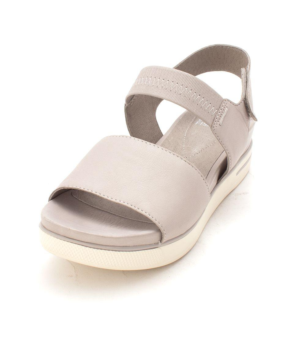 5075068c88a Eileen Fisher. Gray Womens Moson Open Toe Casual Ankle Strap Sandals