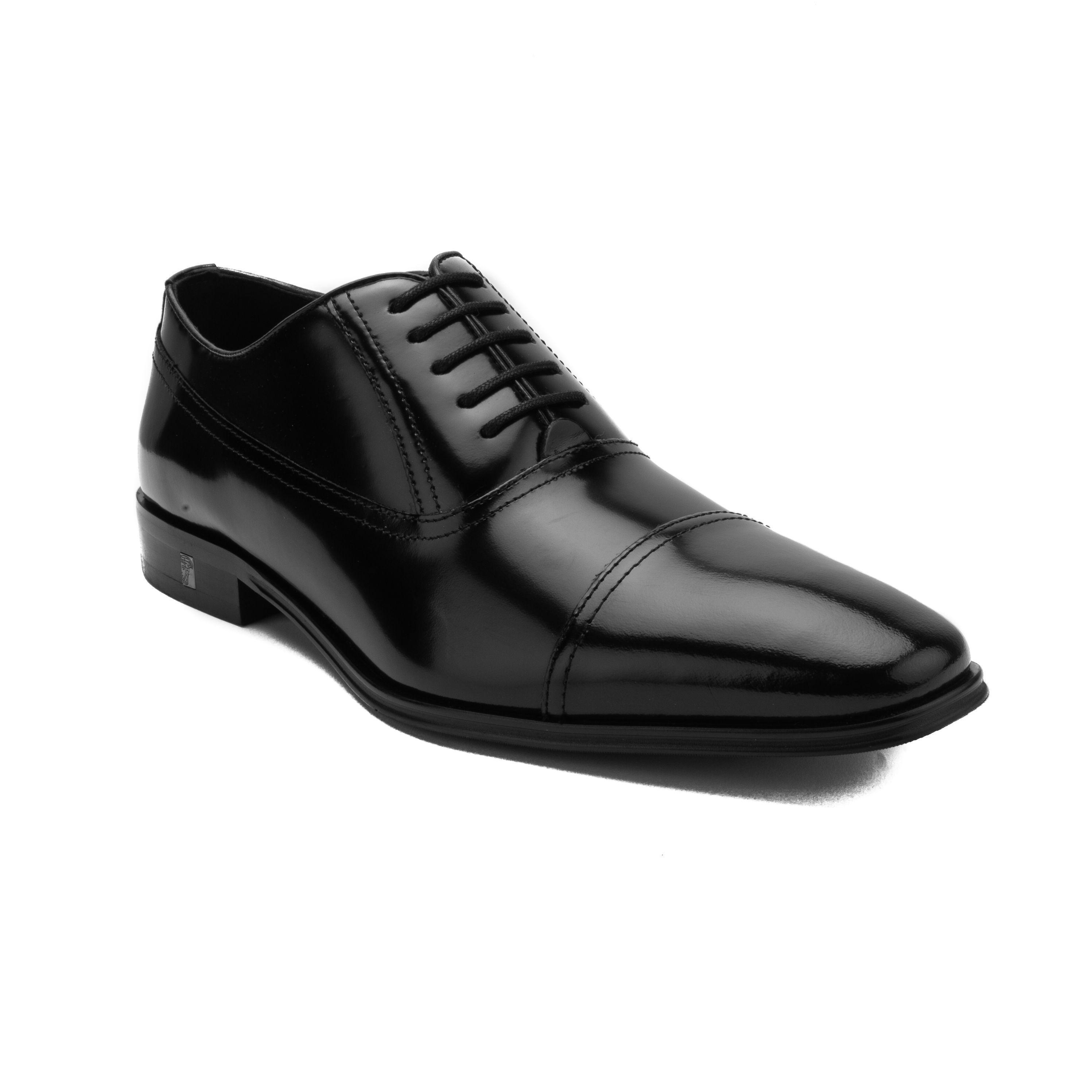 50190a0ec3 Versace Dress Patent Oxford Men's Lyst Collection Shoes Leather wnPOk0