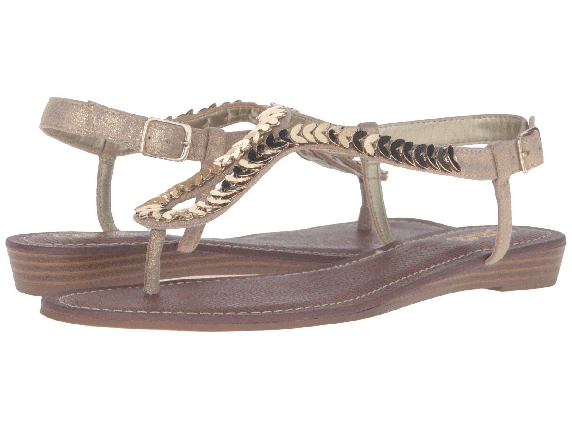 66c083286 Carlos By Carlos Santana. Metallic Womens Ghita Peep Toe Casual Ankle Strap  Sandals