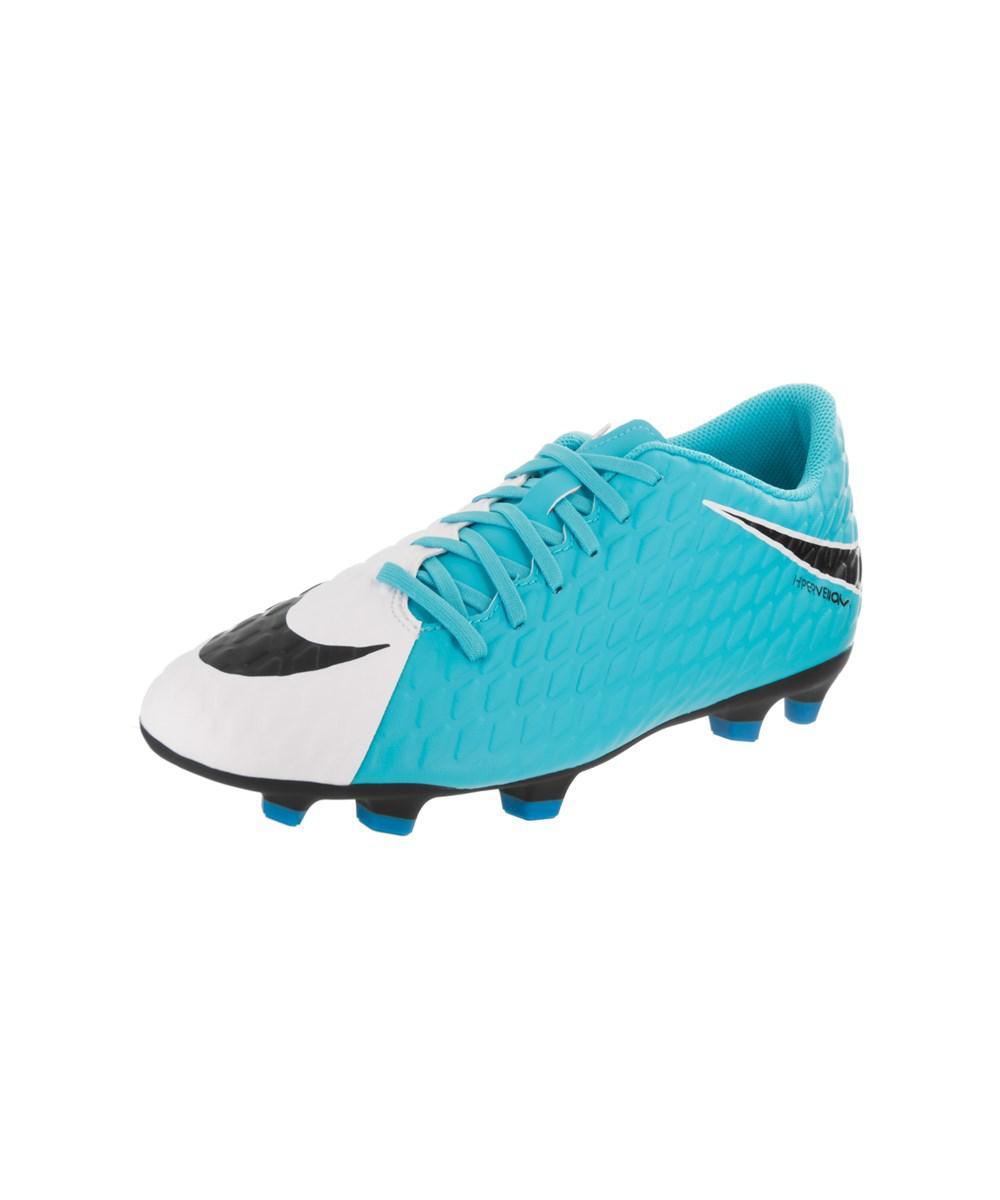 1cf12d0799 Lyst - Nike Men s Hypervenom Phade Iii Fg Soccer Cleat in White for Men