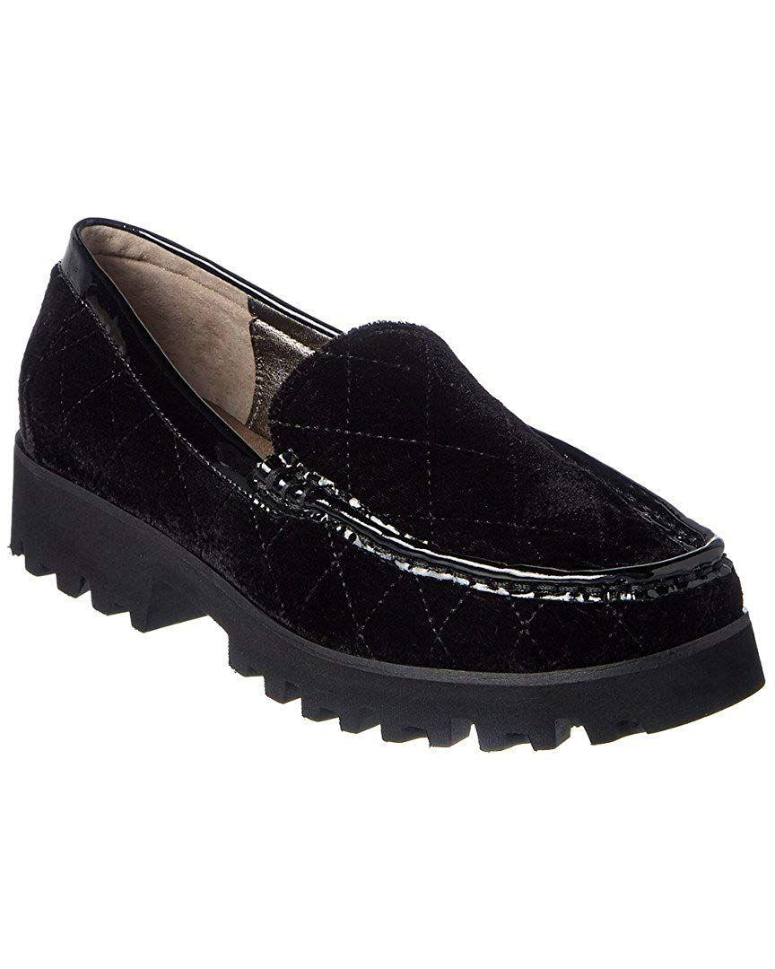 19be379d4ae Lyst - Donald J Pliner Donald J Pliner Mens Roko2-u Closed Toe Penny Loafer  in Black for Men