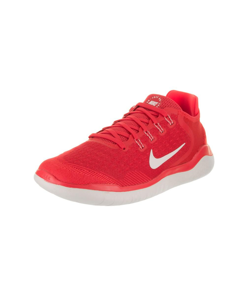 952654601f3fd Lyst - Nike Men s Free Rn 2018 Running Shoe in Red for Men