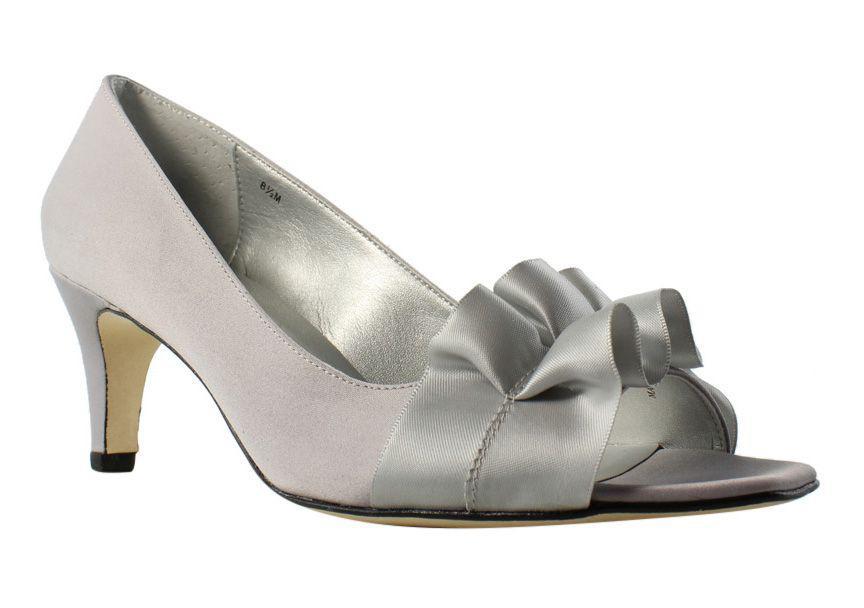 4596be00a0cc Lyst - Vaneli Womens Madora Silver