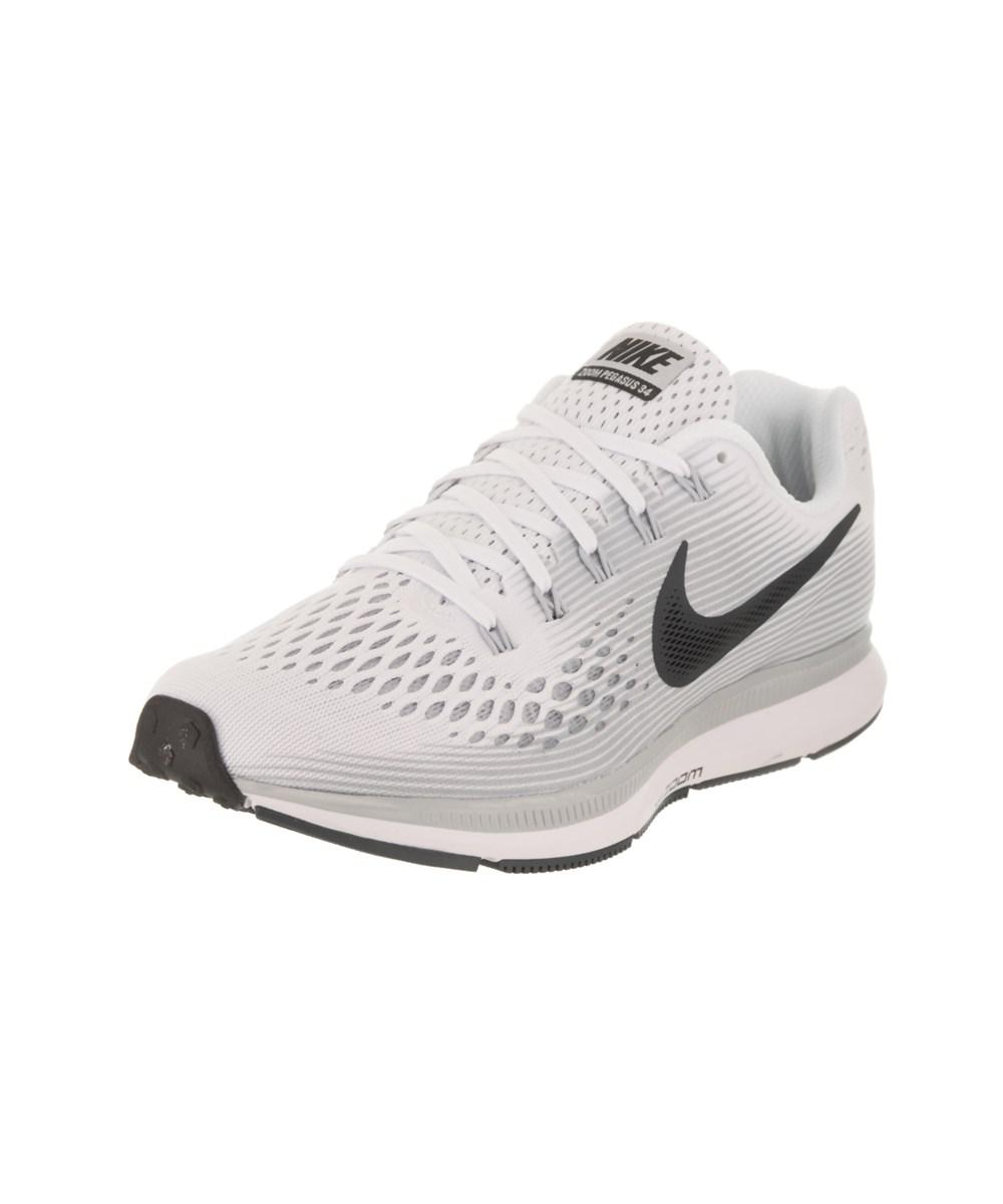 f22f9df1f16 Lyst - Nike Women s Air Zoom Pegasus 34 Running Shoe in White