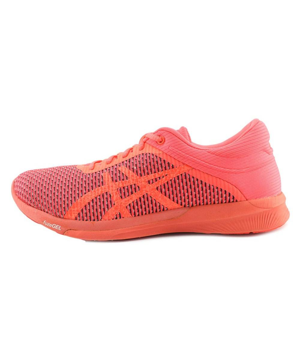 f908cb8410e8 Lyst - Asics Fuze X Rush Cm Round Toe Synthetic Running Shoe in Pink