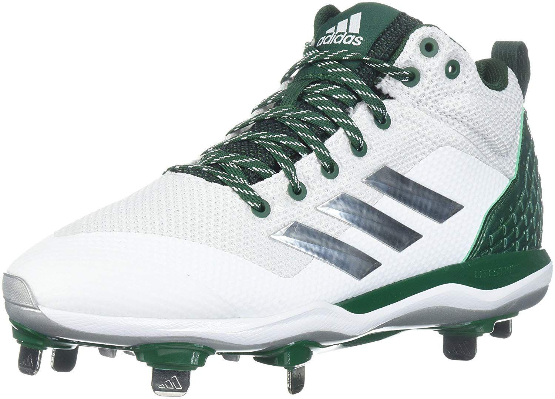 wholesale dealer 069d2 7997e adidas. White Men s Freak X Carbon Mid Baseball Shoe