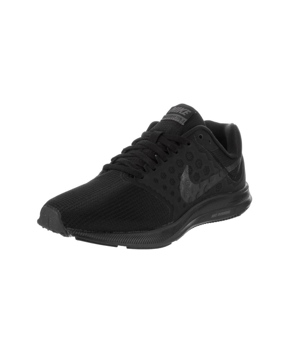 13bf0d6b3fec6 Lyst - Nike Women s Downshifter 7 Running Shoe in Black