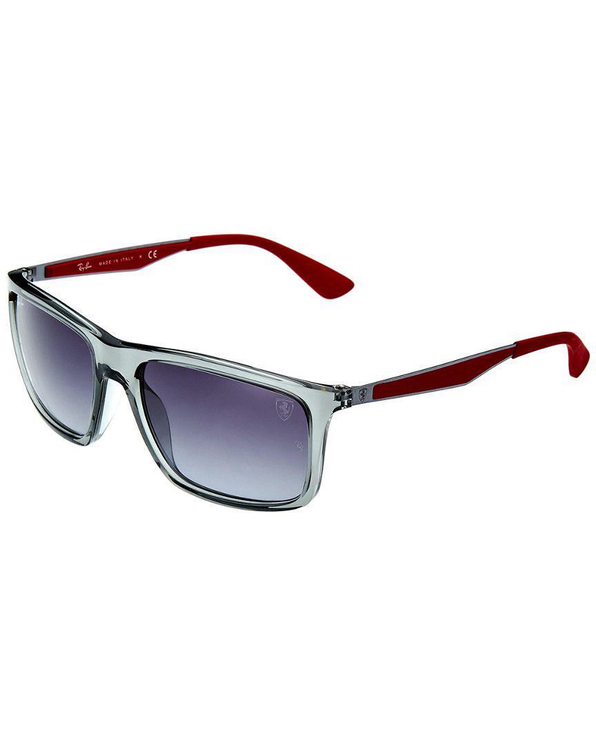 cd65a86167 Lyst - Ray-Ban Unisex 58mm Sunglasses