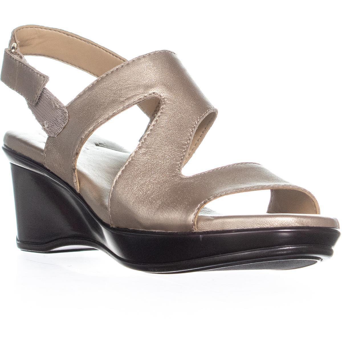 0b29fba6f423 Naturalizer. Women s Valerie Wedge Sandals ...