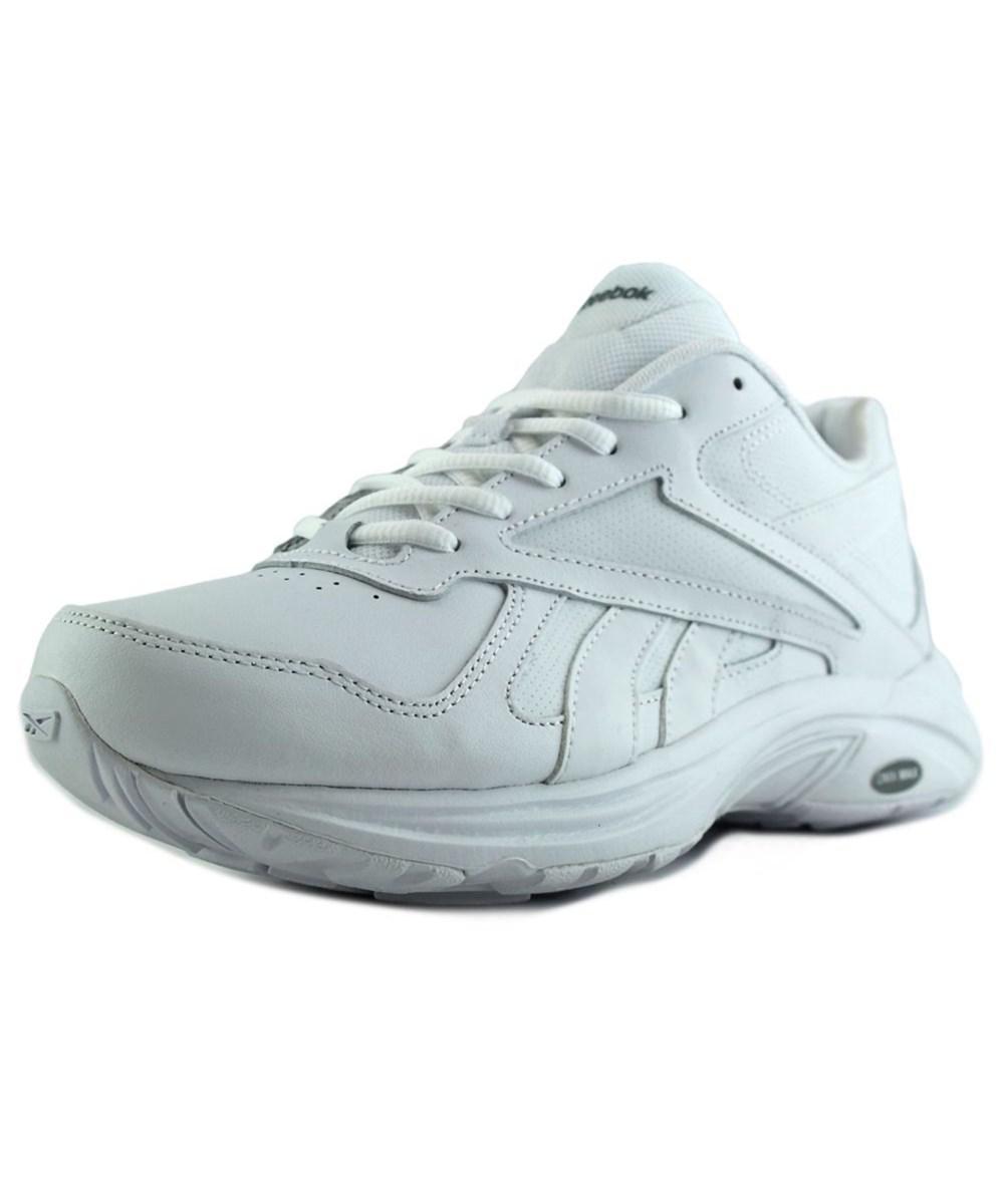 Reebok Walk Ultra V Dmx Max Wd D W Round Toe Synthetic Walking Shoe ... 0875a4d1b