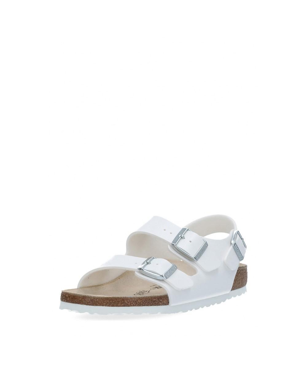 ff18dcd9866 Lyst - Birkenstock Unisex Sandal White Milano in White