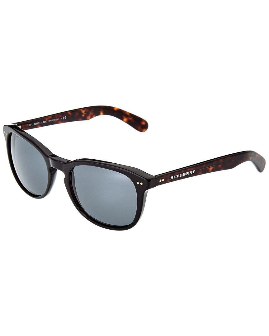 784ea484c40 Burberry - Multicolor Women s Be4214 55mm Sunglasses - Lyst. View fullscreen