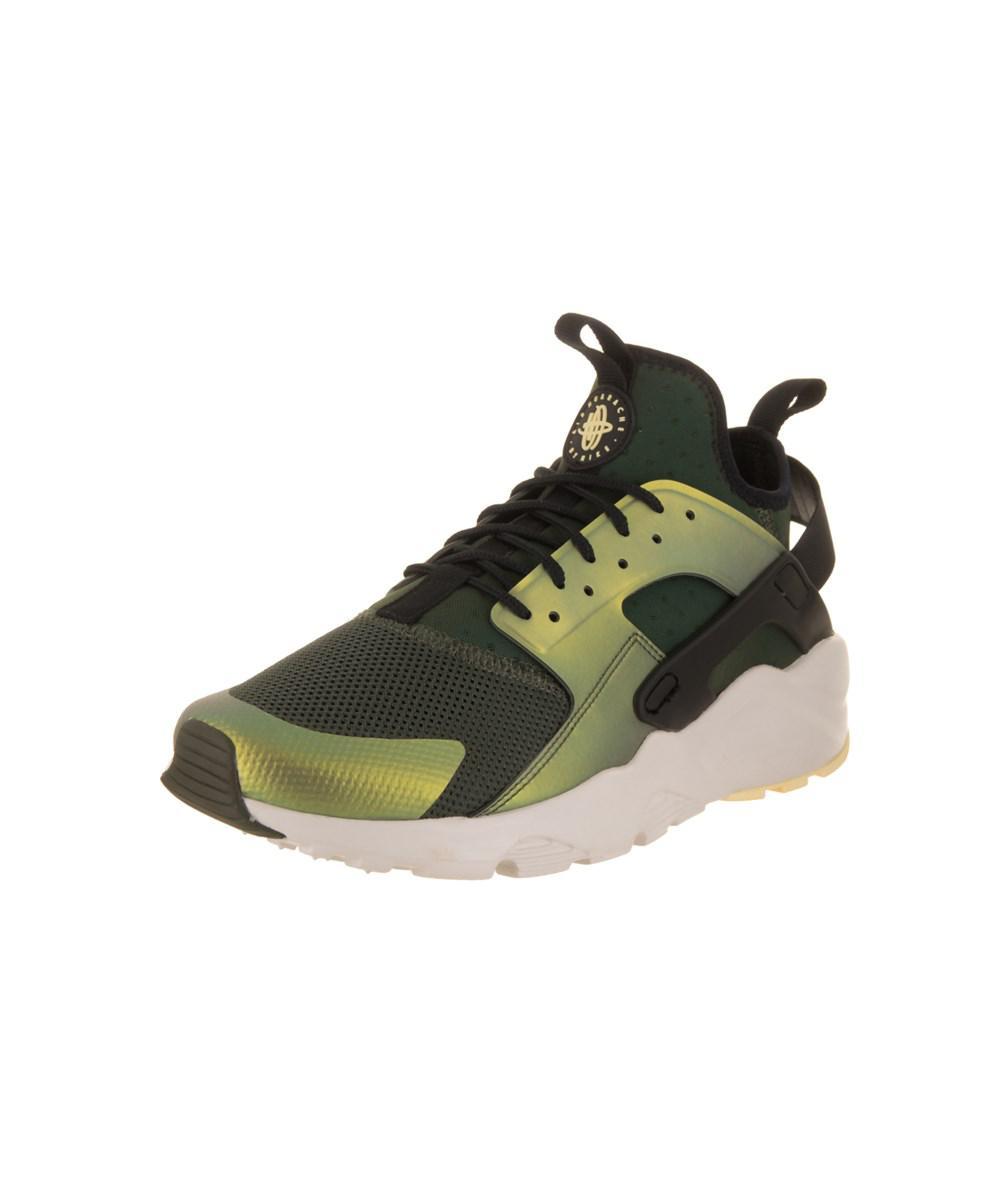 Lyst - Nike Menu0026#39;s Air Huarache Run Ultra Se Running Shoe in Black for Men