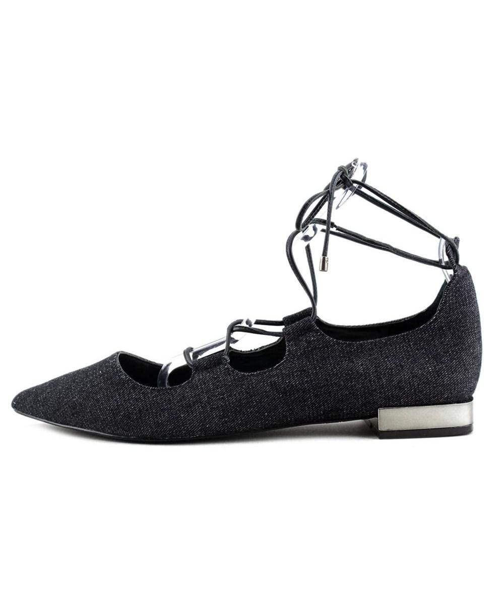 bd93b2bd8f6 Lyst - Tahari Camden Women Open Toe Canvas Sandals in Black