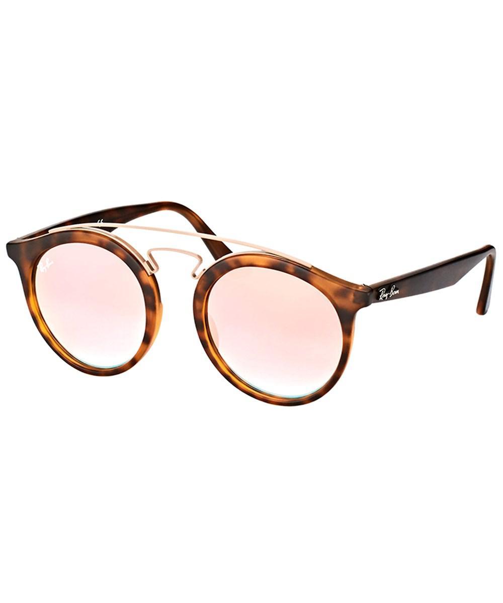 a27fd6de648 Ray-Ban. Women s Rb4256 6267b9 49mm Gatsby I Matte Havana Sunglasses