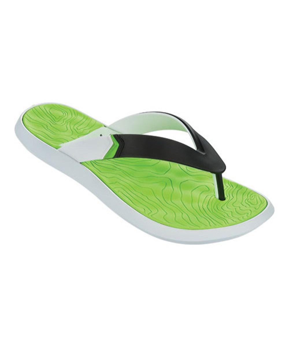 Rider Next II Thong Sandal(Men's) -White/Black Cheap Find Great Purchase Sale Online Outlet Extremely Cheap Sale Marketable JgD0FEKoW