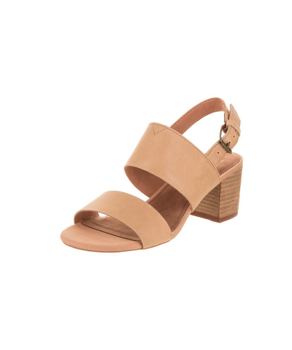 b20628365f6 Toms Women s Poppy Sandal - Lyst
