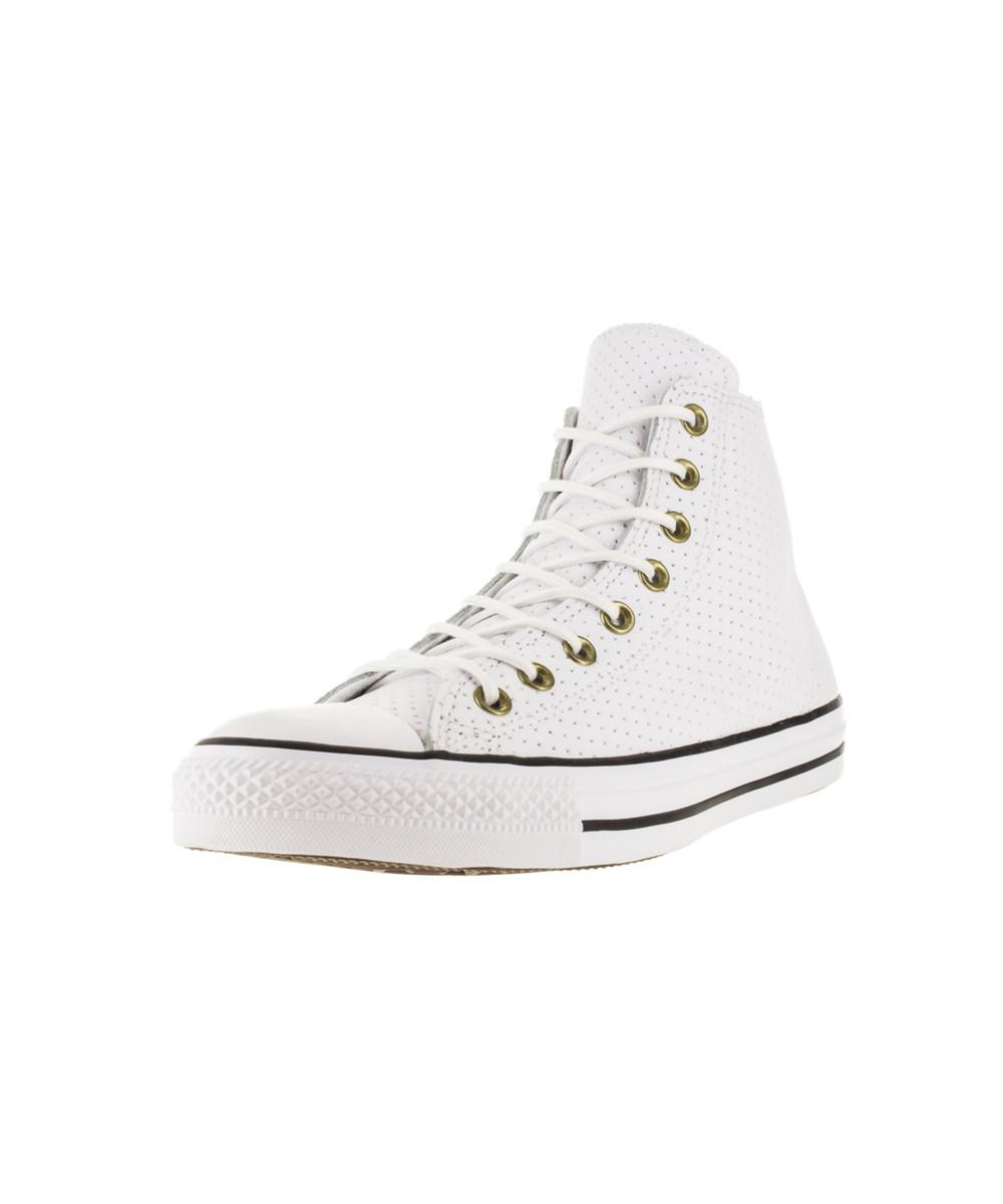 f84ee706c9fa Lyst - Converse Unisex Chuck Taylor All Star Hi Basketball Shoe in ...