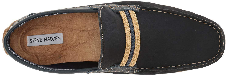 3961d4a9445f Steve Madden - Multicolor Men s Zoomed Slip-on Loafer for Men - Lyst. View  fullscreen