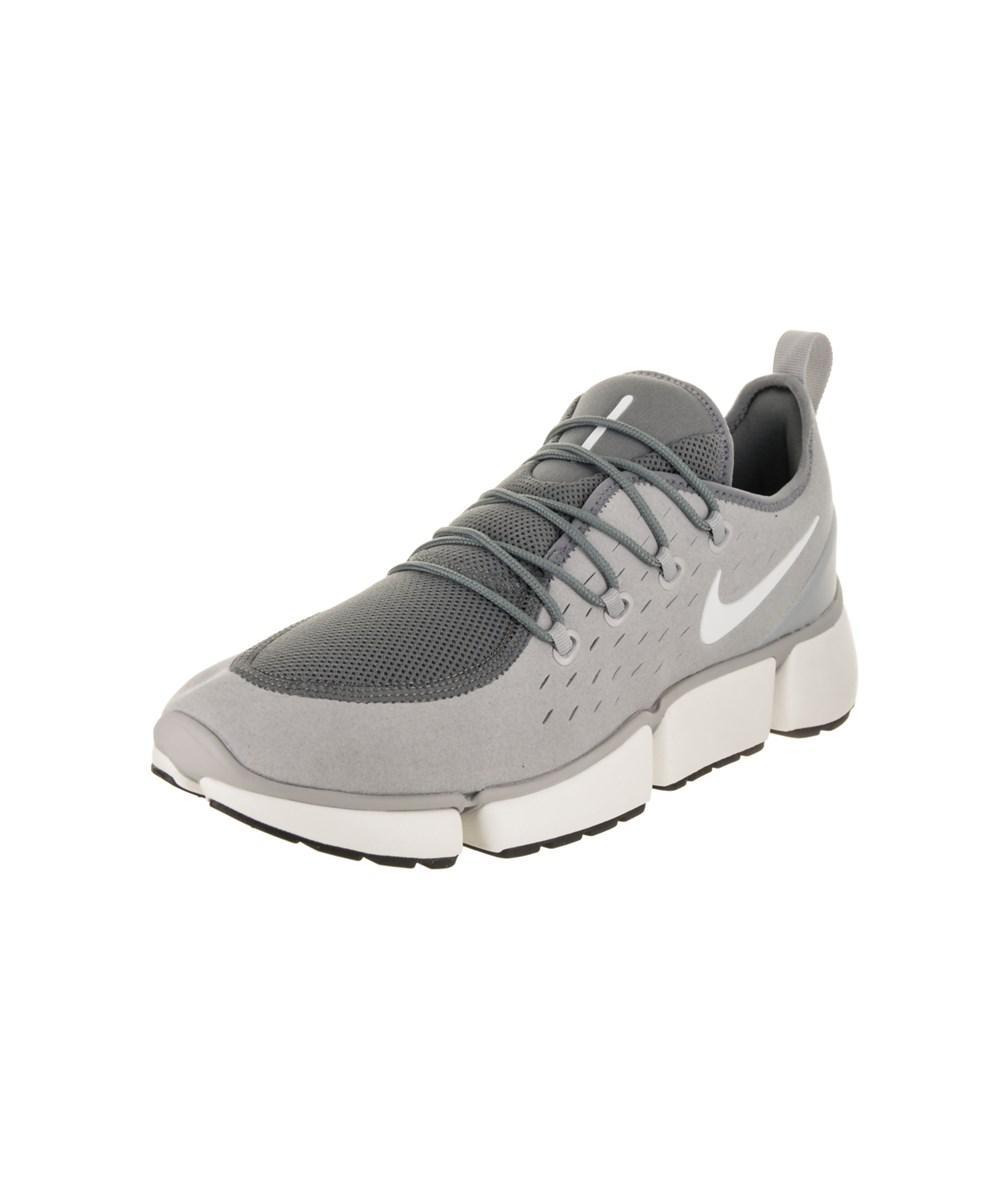 sale retailer 95d6d 1b360 Nike. Gray Men s Pocket Fly Dm Casual Shoe