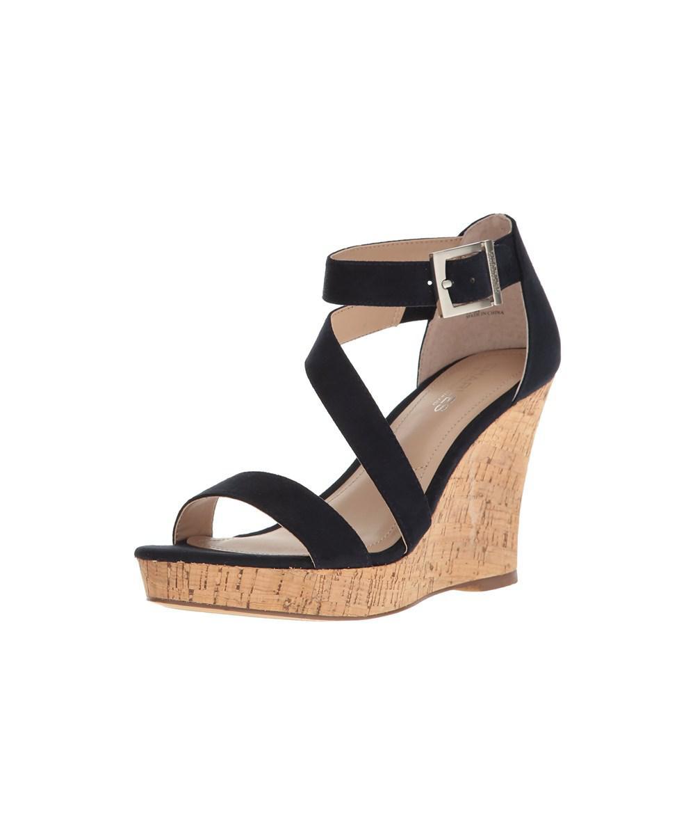 c2c61e416e6c Lyst - Charles David Womens Leanna Open Toe Casual Platform Sandals ...