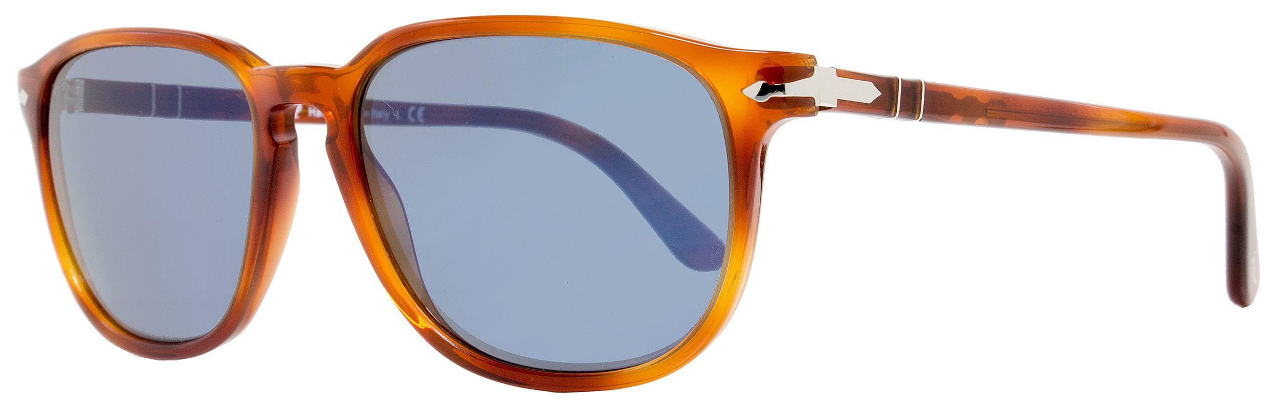 7ddf66f9fe Lyst - Persol Oval Sunglasses Po3019s 96 56 Terra Di Siena 3019 in ...