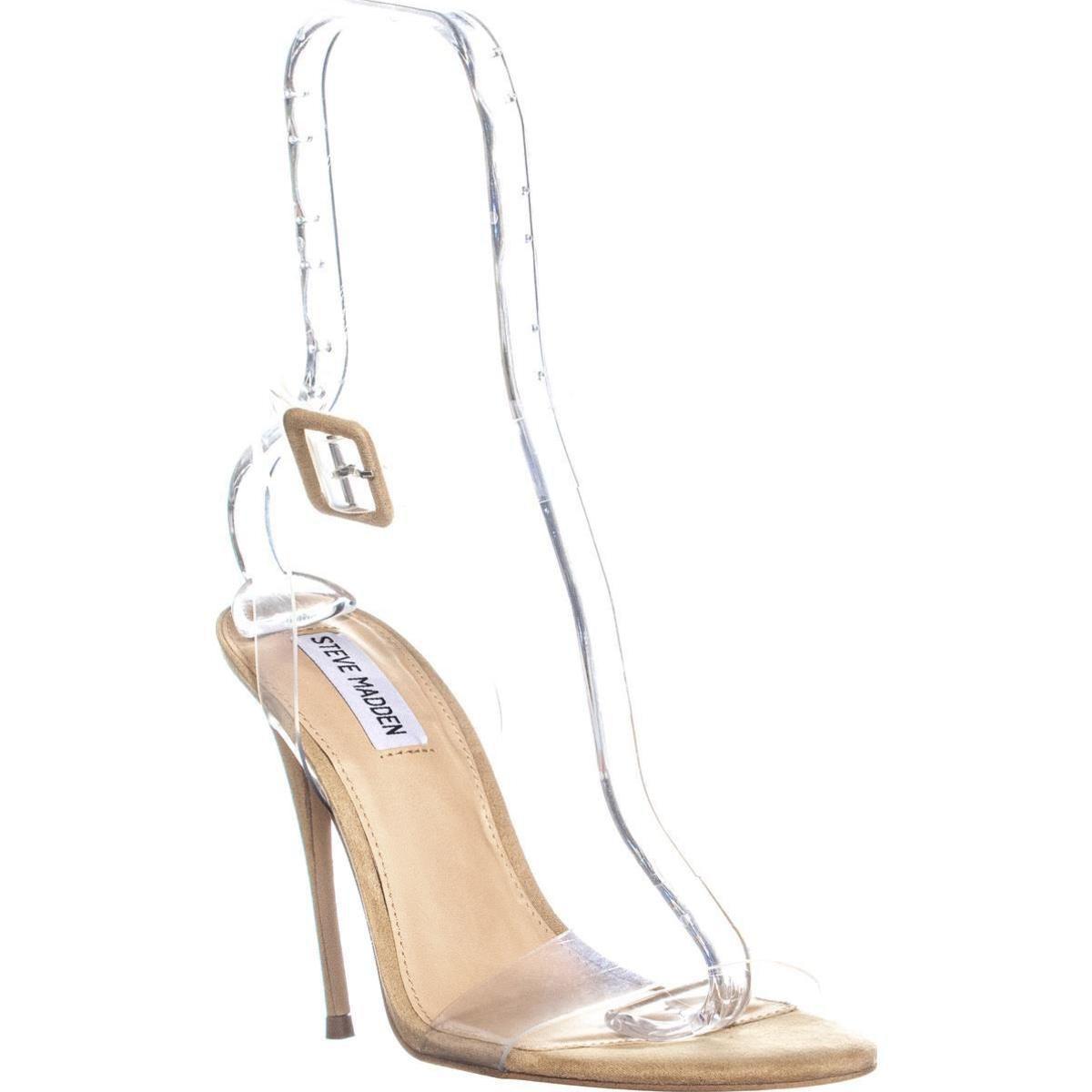 35906390a01 Lyst - Steve Madden Seeme Heeled Sandals