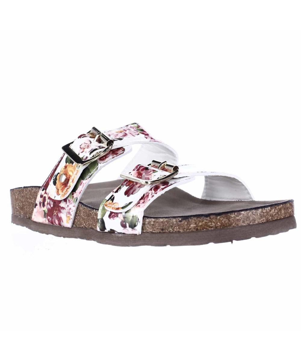 733ff837290c05 Lyst - Madden Girl Brando Comfort Slide Sandals