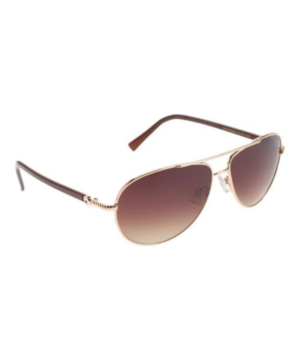 d6a9965650 Lyst - Circus By Sam Edelman Women s Cc176 Sunglasses in Metallic